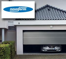 novoferm garage doors an overview doormatic garage doors. Black Bedroom Furniture Sets. Home Design Ideas
