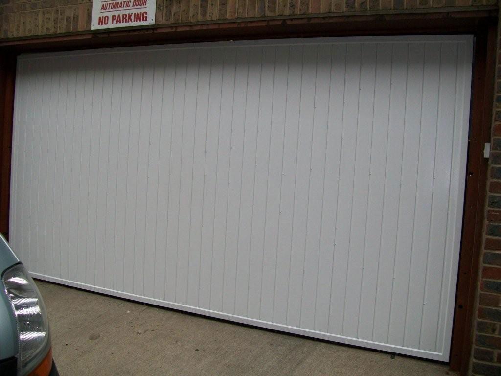 Cardale Steel Door London Nw3 Doormatic Garage Doors