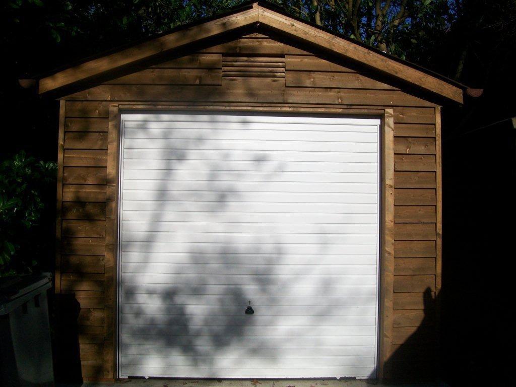 Garador Steel Garage Door Haslemere Surrey Doormatic