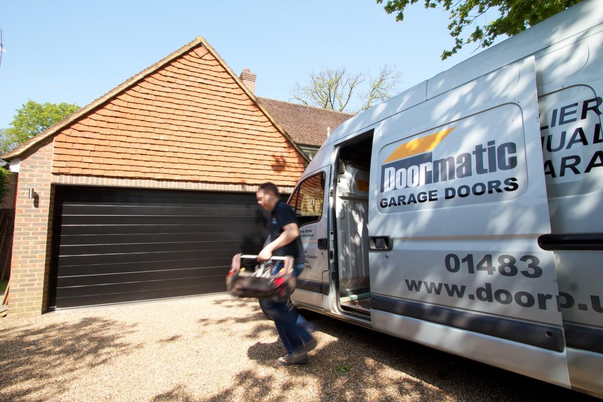 garage patina rustic fix new doors squeaky lighting shed design a door steel