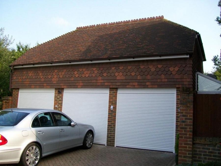 Seceuroglide compact roller fleet doormatic garage doors for 11 x 7 garage door