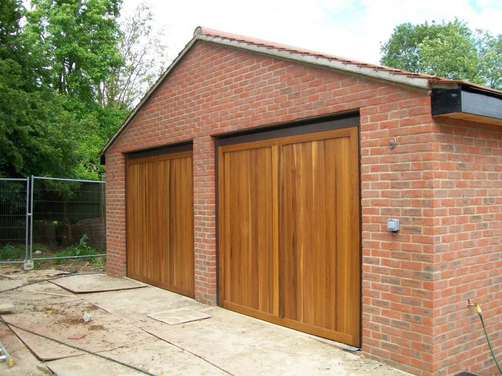 Timber Garage Doors Odiham Berkshire Doormatic Garage