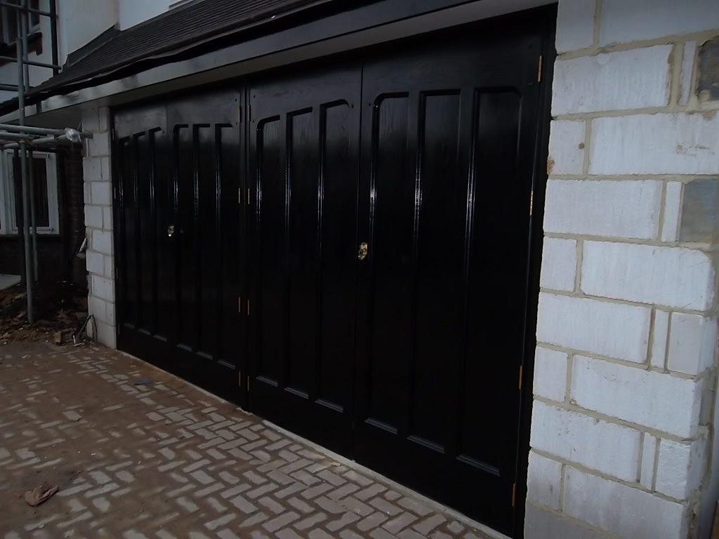 Wessex Grp Doors Bramley Hampshire Doormatic Garage Doors