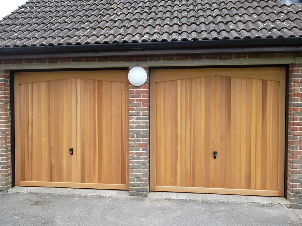 Cardale Timber Doors Fully Finished In Light Oak