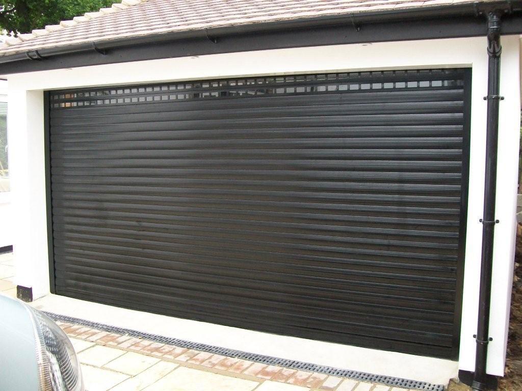 Thermaglide Roller Door Beckingham Kent Doormatic
