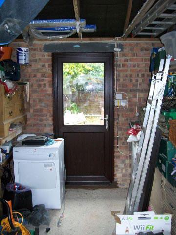 Roller Door And Garage Side Door Petersfield Hampshire