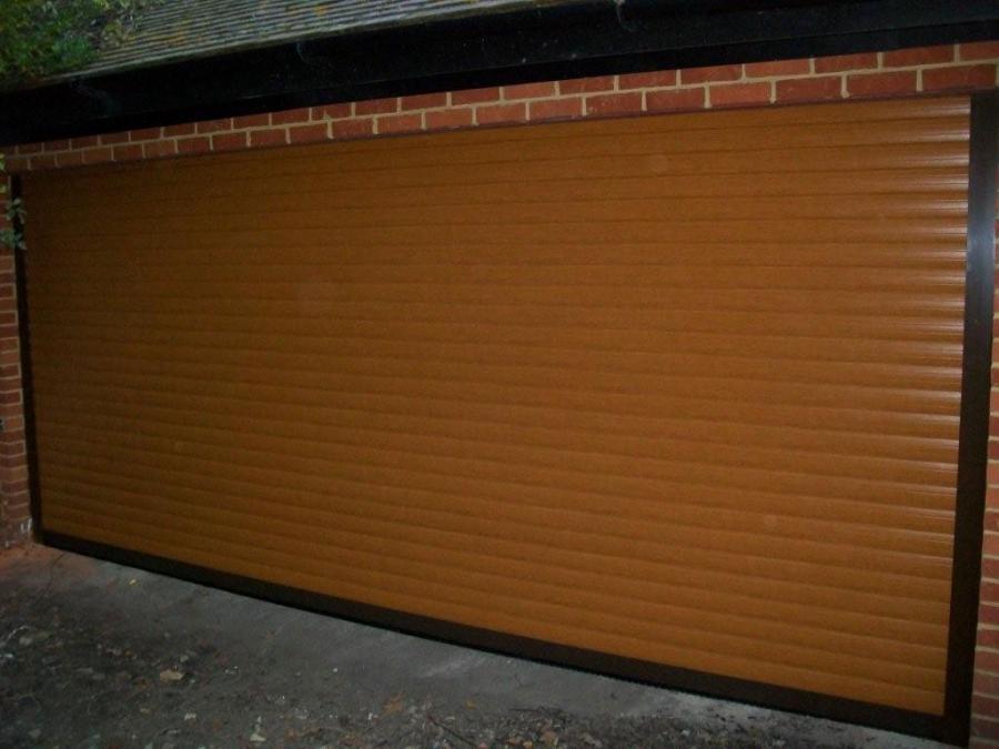 Seceuroglide Roller Door Maidenhead Berkshire