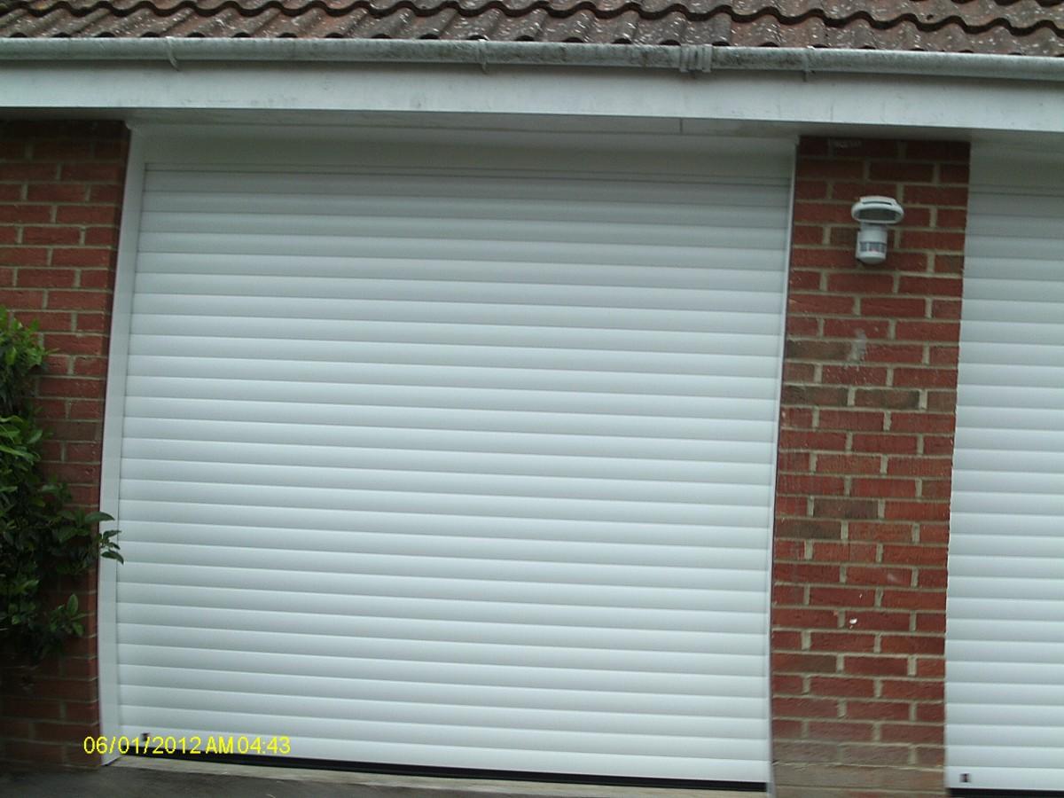 900 #879338  Roller Garage Doors Fitted In Egham Surrey Doormatic Garage Doors wallpaper Garage Doors Kent 37251200
