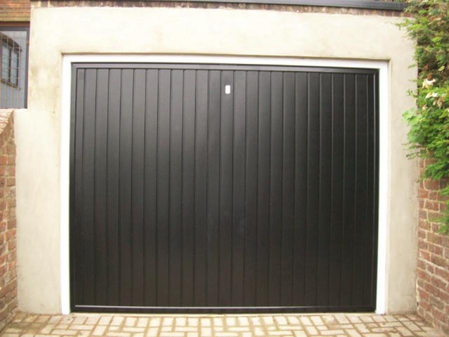 Steel Vertical Garage Door Guildford Surrey Doormatic