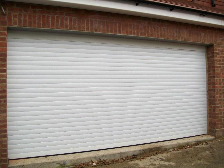 Cardale Thermaglide Roller Door Farnham Surrey Doormatic Garage