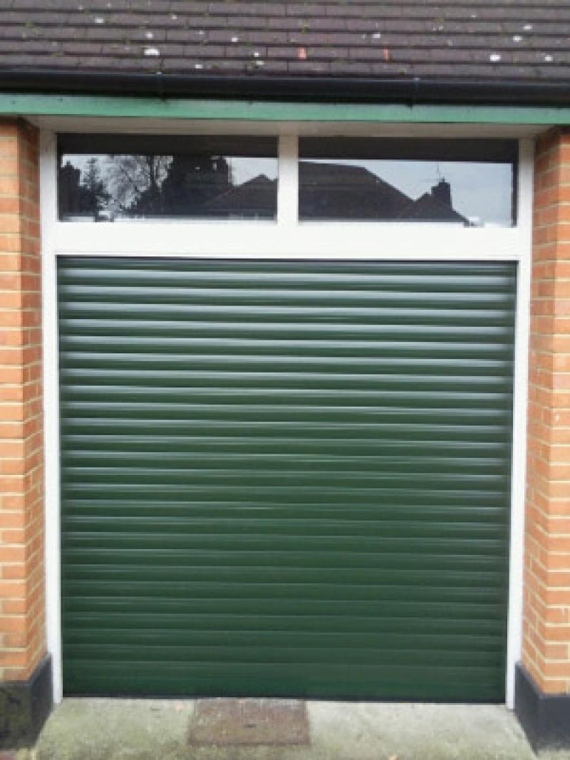 Cardale Thermaglide Roller Garage Door Shepperton