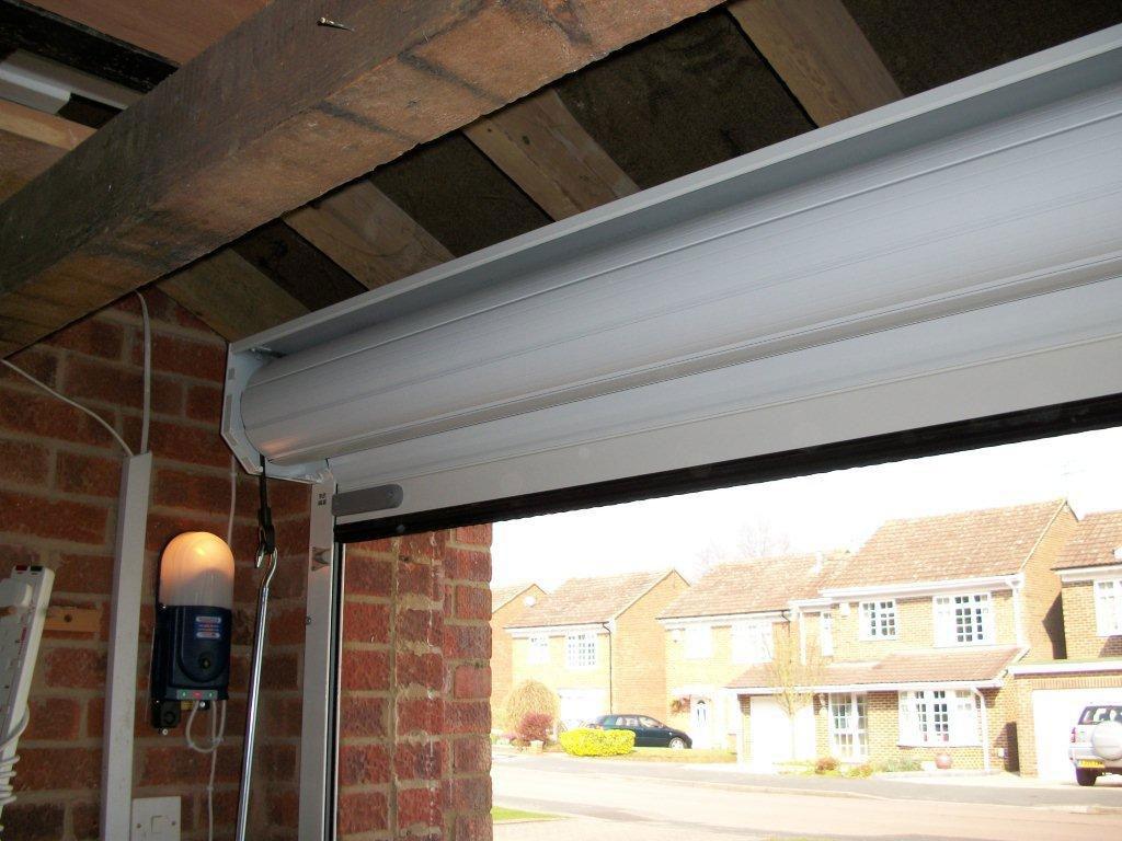 Seceuroglide Compact Roller Garage Doors Croydon Surrey