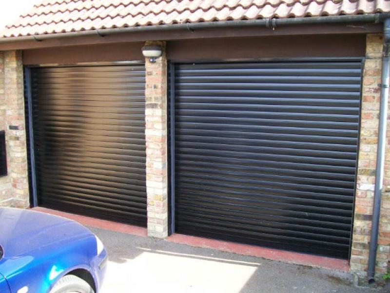 Seceuroglide Roller Garage Doors Fitted In Woking Surrey