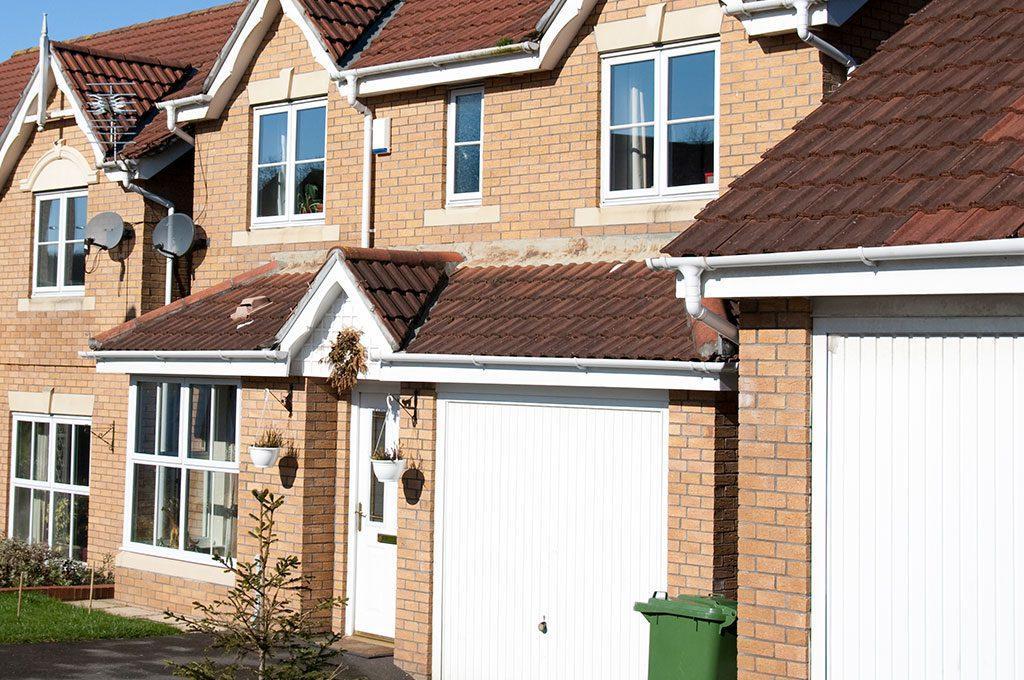 Single Garage Doors In Surrey London Amp Kent Doormatic