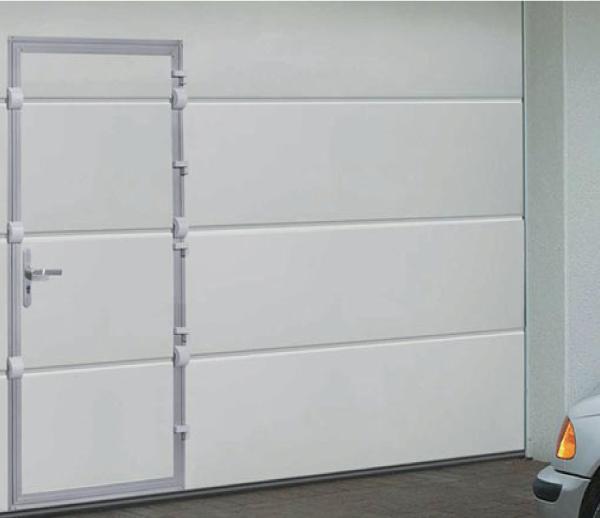Matching Side Doors Wicket Doors Doormatic Garage Doors