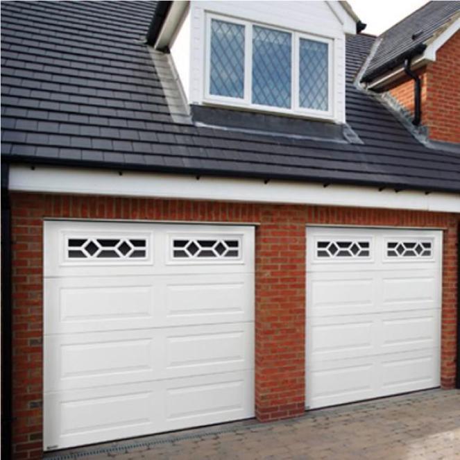 Sectional Garage Doors In Surrey London Amp Kent Doormatic