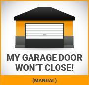 Why Won T My Garage Door Open Or Close Garage Door Won T Open