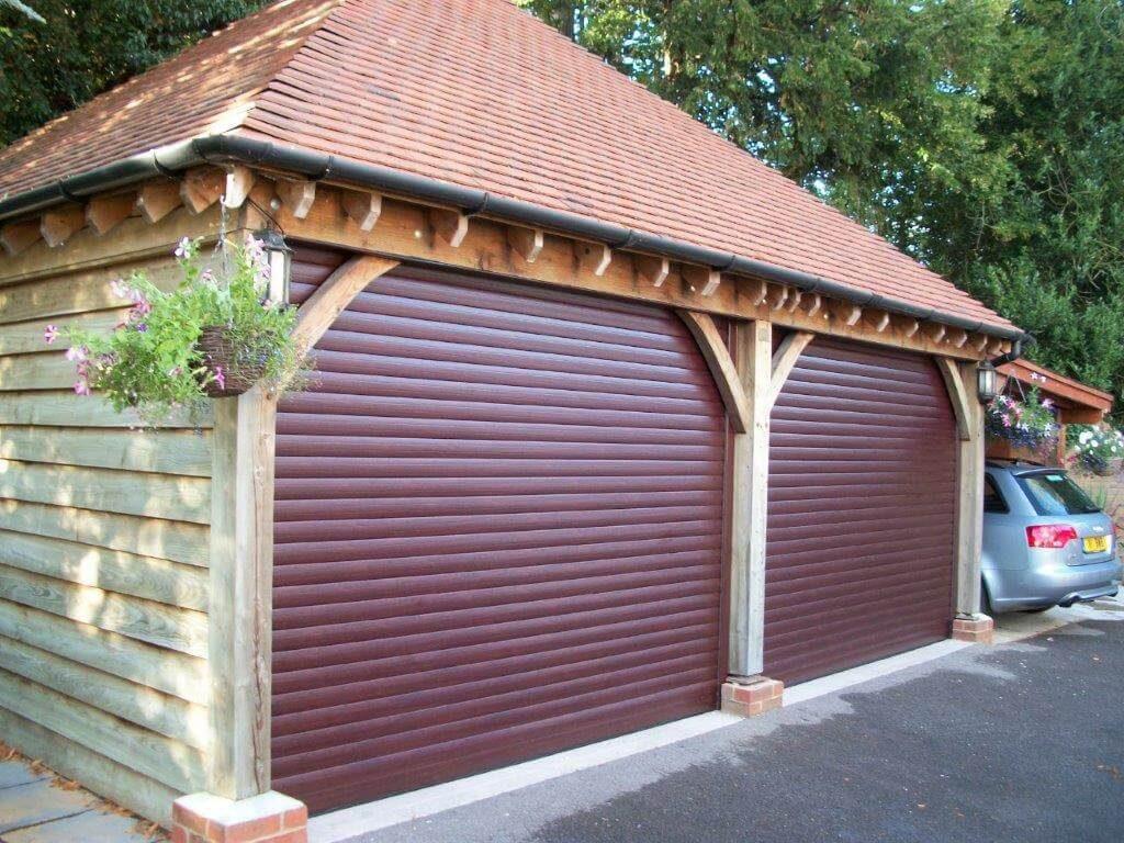 Roller Garage Doors In Surrey London Kent Doormatic