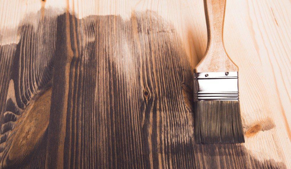Choosing a wood stain