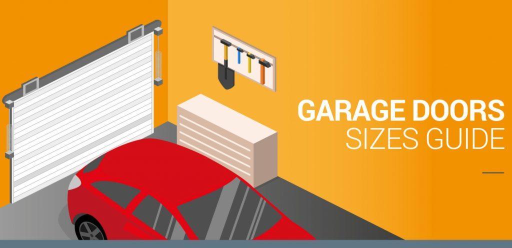 UK garage door sizes